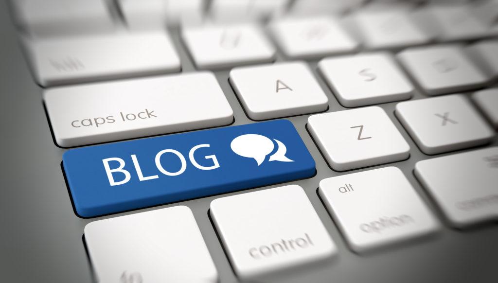 Blog Keyboard Title Image